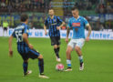 """Inter-Napoli: fiducia a Sarri, 6 giocate su 10 piazzate sul """"2"""""""