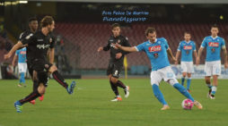 PHOTO GALLERY: 20-4-2016 Napoli vs Bologna