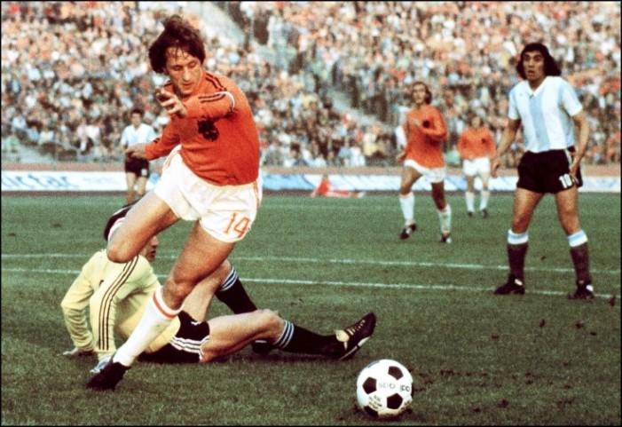 """I SIGNORI DEL CALCIO – Johan Cruyff, """"Il profeta del gol"""""""
