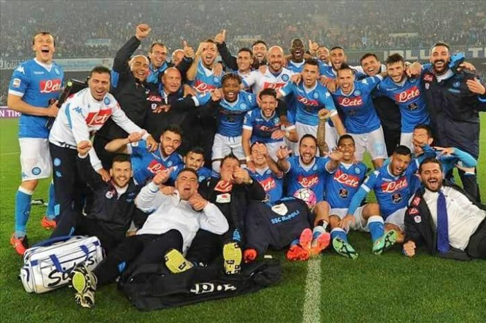 Napoli, un campionato da incorniciare. Record, grande calcio ed emozioni azzurre