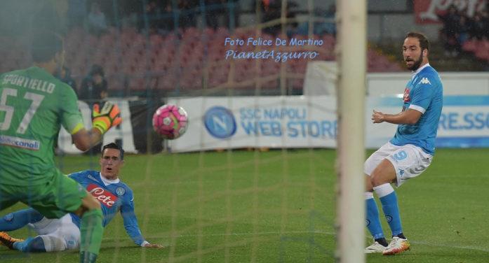 PHOTO GALLERY: 2-5-2016 Napoli vs Atalanta
