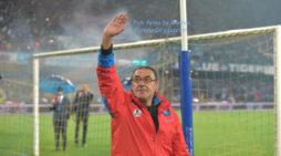 """Sarri: """"De Laurentiis mi ha offerto un nuovo contratto di livello, soddisfacente sotto tutti i punti di vista"""""""