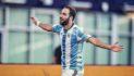 Higuain, segnali positivi dagli Stati Uniti: doppietta con l'Argentina e una dichiarazione che rende sereni i tifosi