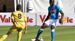 PHOTO GALLERY: 18-7-2016 Napoli vs Anaune