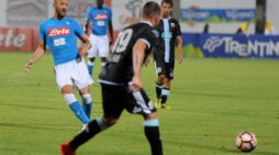 PHOTO GALLERY: 28-7-2016 Napoli vs Entella