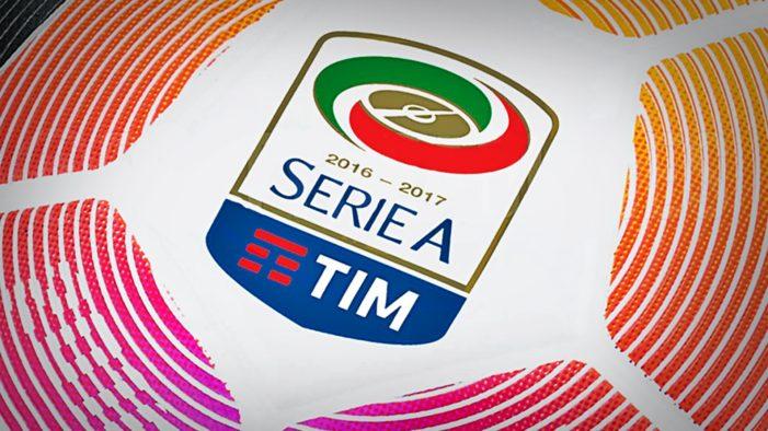 Serie A, i risultati delle gare delle 15