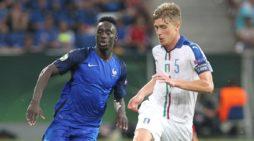 Europei U19, Francia-Italia 4-0. Sconfitti in finale gli azzurrini