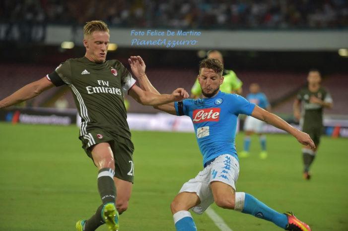 AMARCORD: Milan-Napoli, Sangue e Arena
