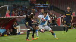 PHOTO GALLERY: 7-8-2016 Napoli vs Monaco