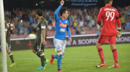 PHOTO GALLERY: 27-8-2016 Napoli vs Milan