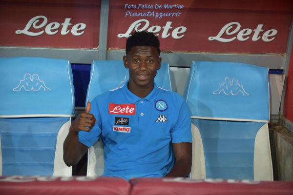"""Paul Putt (C.T. Guinea): """"Non ho mai consigliato a Diawara di lasciare Napoli, gli dico sempre di insistere. Lo aspettiamo per la Coppa D'Africa"""""""