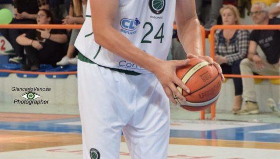 Cuore Napoli Basket – Njegos Visnjic confermato anche per la stagione 2016/17