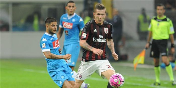Napoli-Milan, probabili formazioni: Mertens prova a scalzare Insigne