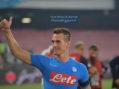"""Milik su Facebook: """"Napoli, stasera c'è un'altra possibilità di vincere"""""""