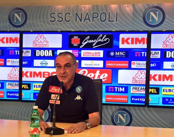 Il Napoli mette fine al silenzio stampa