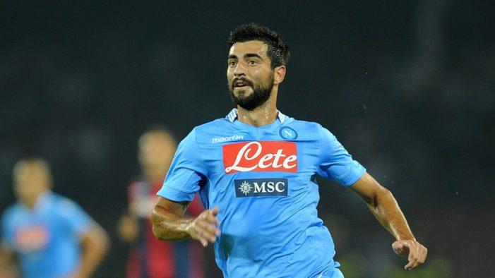 Napoli, Albiol va ko in vista del match contro il Bologna
