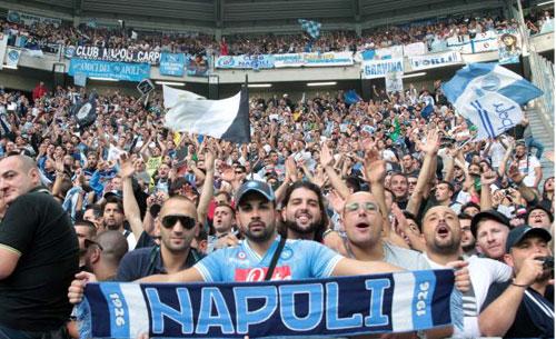 Lazio-Napoli: in arrivo la carica dei 10000