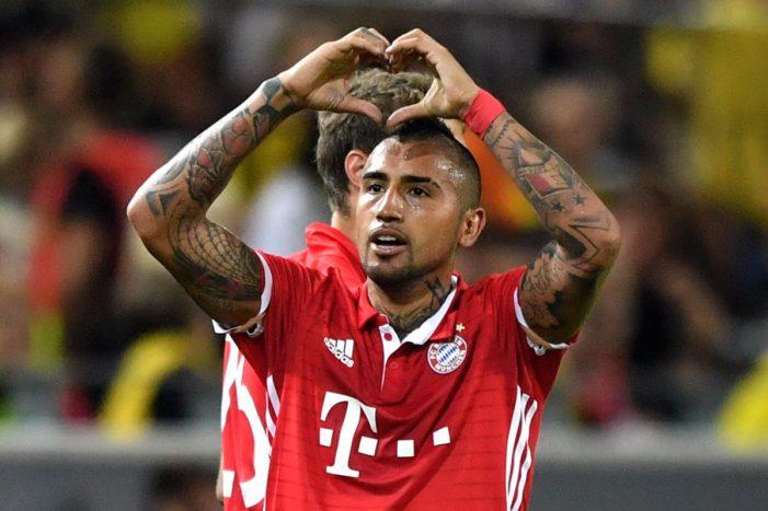 Bayern, Vidal va ko: stagione finita per il cileno