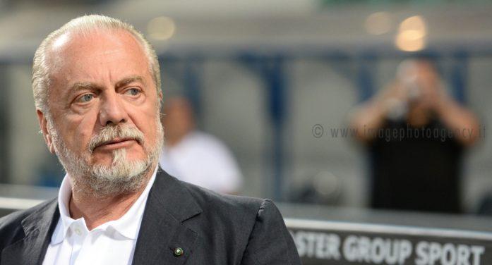De Laurentiis: non ho bisogno di incantare nessuno. Milik e Gabbiadini sono il futuro del Napoli