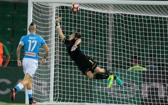 Serie A, debutto di fuoco per De Zerbi con Palermo-Napoli (LIVE 0-0)