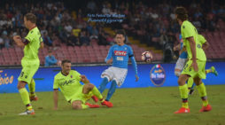 PHOTO GALLERY: 17-9-2016 Napoli vs Bologna