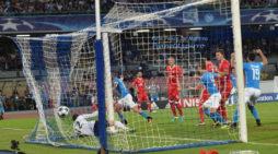 PHOTO GALLERY: 28-9-2016 Napoli vs Benfica
