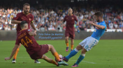 PHOTO GALLERY: 15-10-2016 Napoli vs Roma