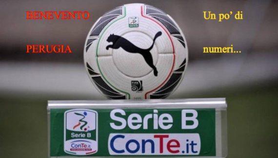 Benevento-Perugia, un po' di numeri…