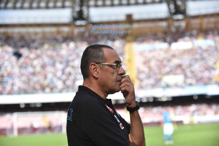 Sarri sfida Mihajlovic e fa spallucce su Juventus-Roma