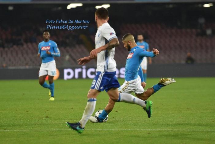 Napoli, crisi di gioco e risultati Sarri deve scuotersi: così non va