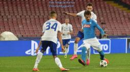 PHOTO GALLERY: 23-11-2016 Napoli vs Dinamo Kiev