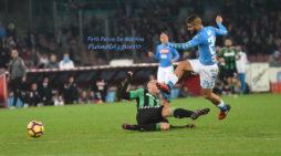 PHOTO GALLERY: 28-11-2016 Napoli vs Sassuolo