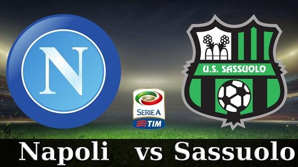 Anteprima partita Napoli – Sassuolo