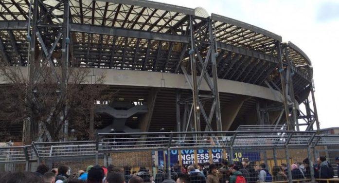 Questo pomeriggio parte la vendita dei tagliandi per Napoli vs Chievo