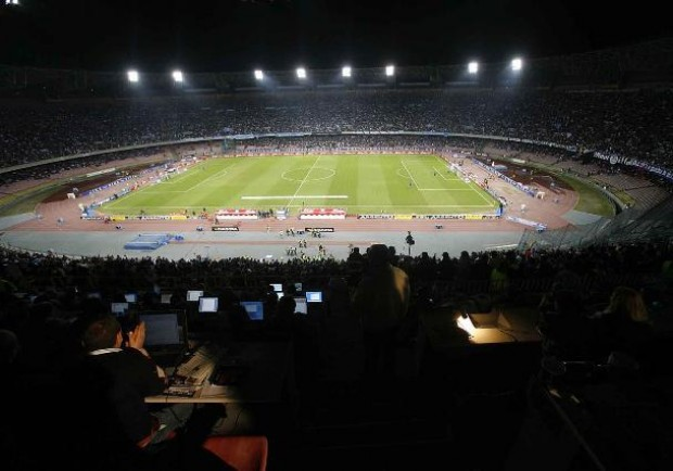 Napoli-Spal, biglietti in vendita da domani