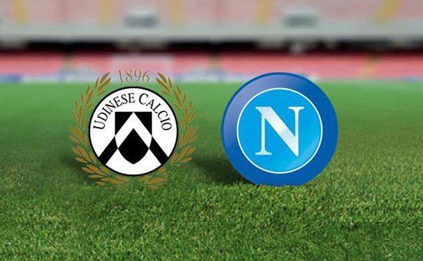 Anteprima partita Udinese vs Napoli