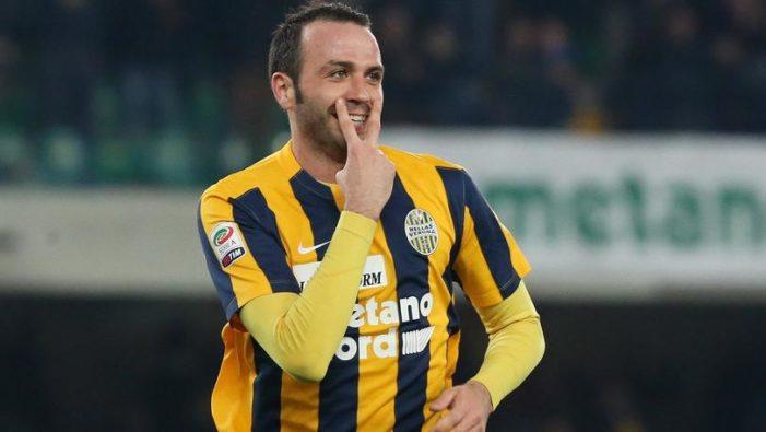 Prezioso punto del Benevento a Vicenza (0-0). Il Verona supera il Bari e torna in vetta alla classifica. La sconfitta dell'Avellino a Cesena costa l'esonero al tecnico irpino Toscano