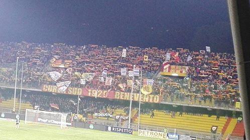 Benevento-Cesena 2-1: Ciciretti manda gli stregoni in 'Paradiso'