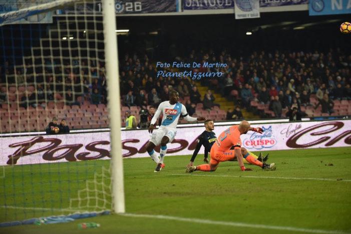 PHOTO GALLERY: 2-12-2016 Napoli vs Inter