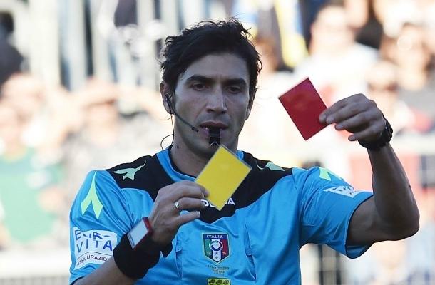 IL FISCHIETTO. Napoli vs Udinese, dirige Calvarese di Teramo