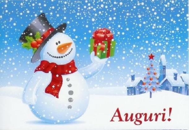 I migliori auguri per un felice Natale