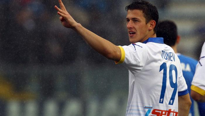 Il Benevento prende Tonev in prestito dal Crotone