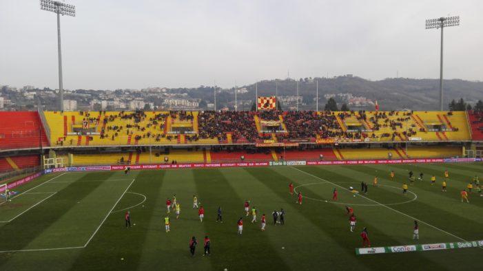 Il Benevento domina il Carpi. Secco 3-0 degli Stregoni