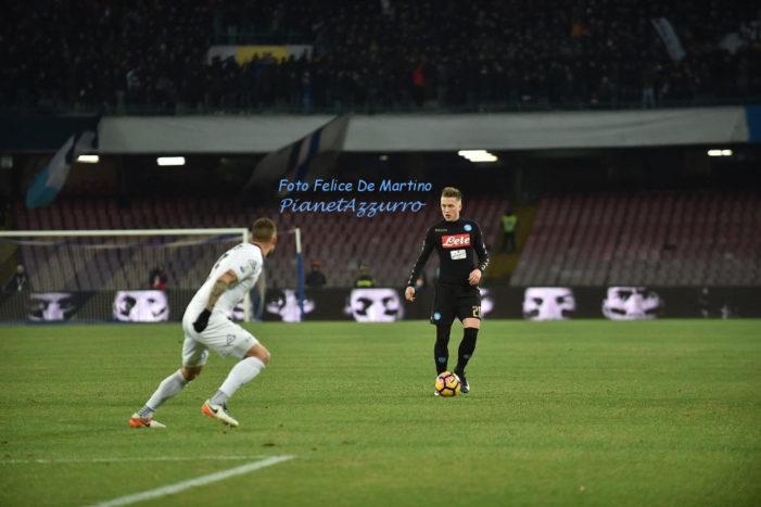 PHOTO GALLERY: 10-1-2017 Napoli vs Siena