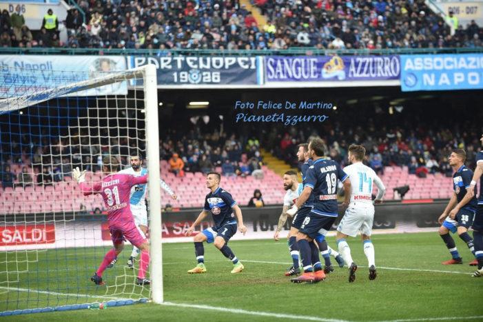 PHOTO GALLERY: 15-1-2017 Napoli vs Pescara