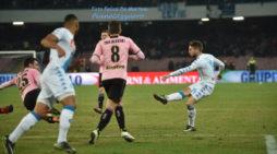 PHOTO GALLERY: 29-1-2017 Napoli vs Palermo