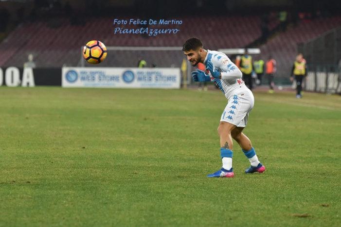 LA PARTITA – Napoli-Atalanta 0-2, che delusione