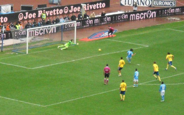 AMARCORD: Napoli-Pescara, ricordi l'Otto volante?