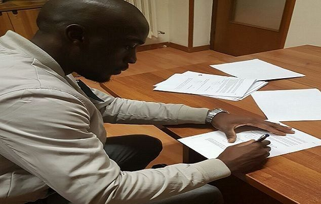 Frosinone, ufficiale la firma di Mokulu