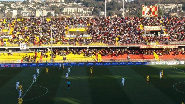 Il Benevento batte 2-1 il Latina. Continua la scalata alla vetta